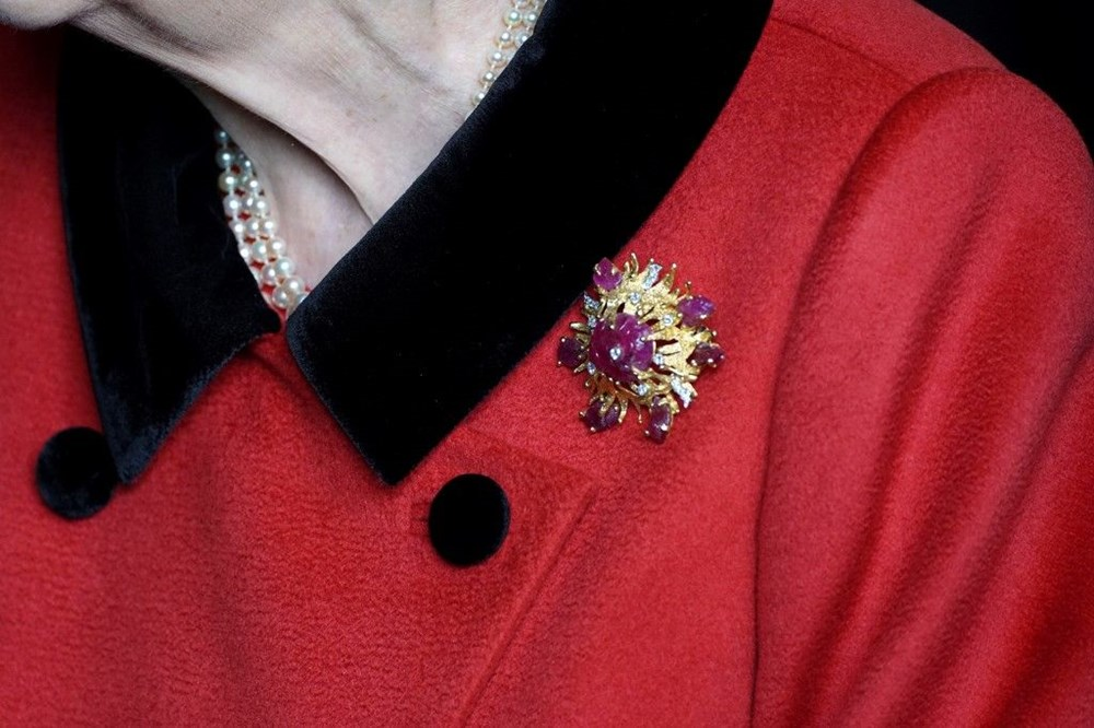 Queen Elizabeth commemorated her husband, Prince Philip, with her gift - 5