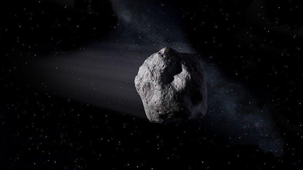 NASA'dan göktaşı açıklaması (2 saat arayla Dünya'yı teğet geçti) - 8