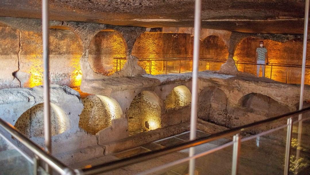 'Dara Antik Kenti üç yıl içinde UNESCO Listesi'ne girecek'