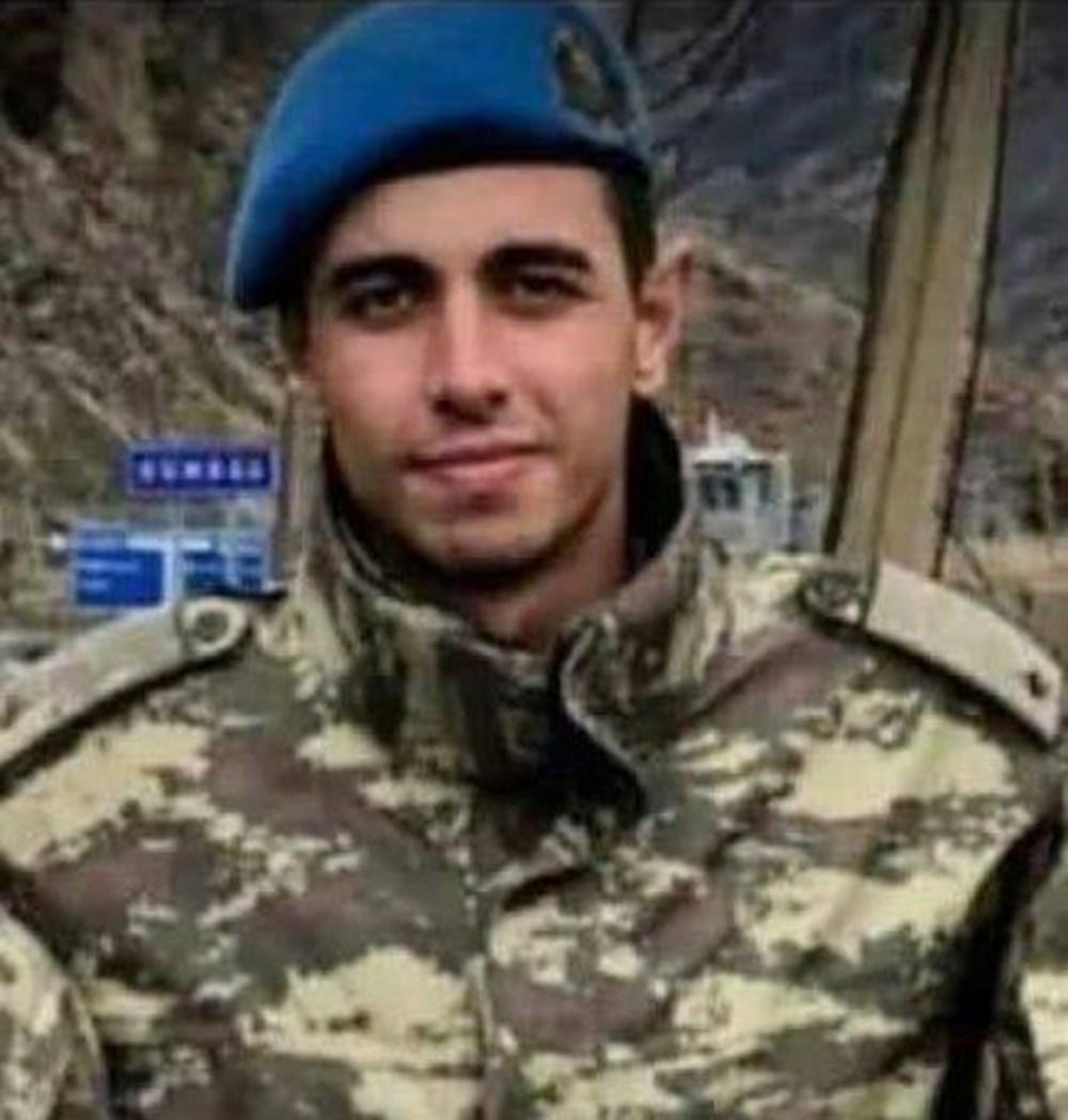 Şehit Teğmen Mehmet Kıvık, son yolculuğuna uğurlandı - 3