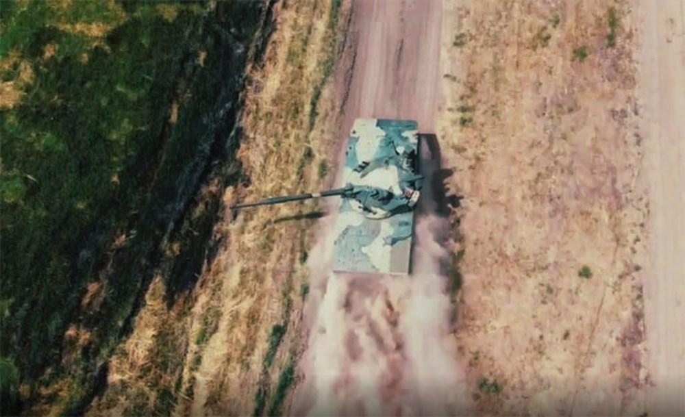 Karadeniz'de uçan tank: İçindeki askerlerle iniş yapıp, ateş etti - 18