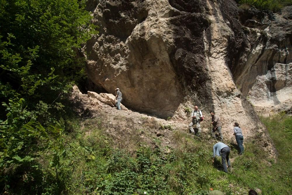 Trabzon'daki Koskarlı Mağarası'nda heyecanlandıran keşif: Neredeyse Göbeklitepe kadar eski - 8