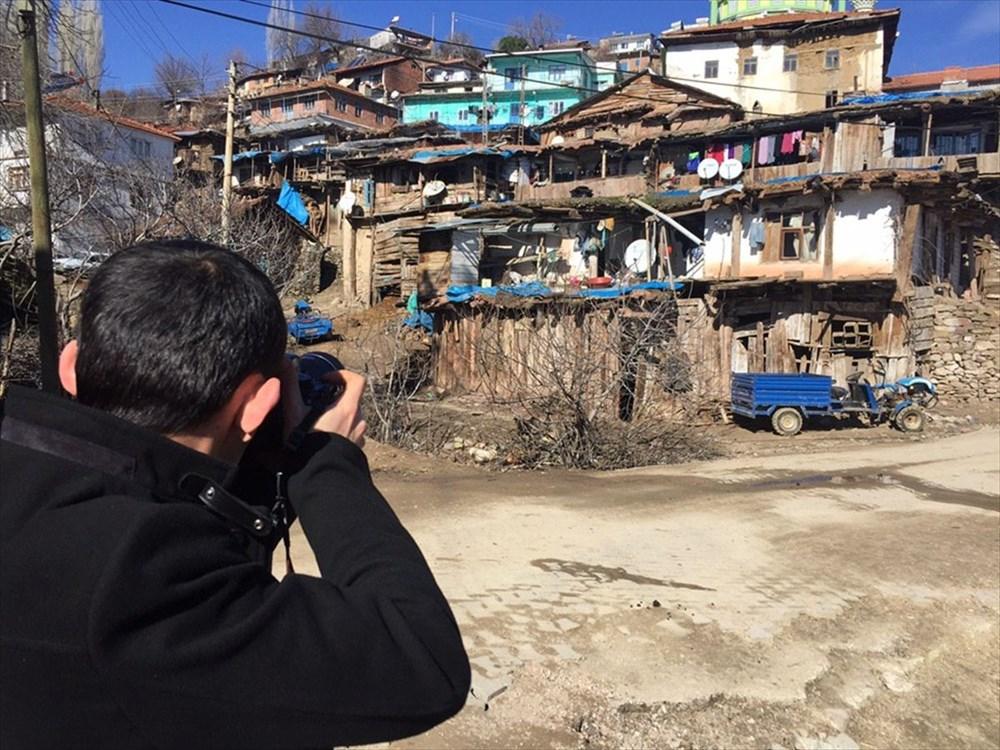 İç içe 35 ev! Burası Nepal değil Manisa - 2