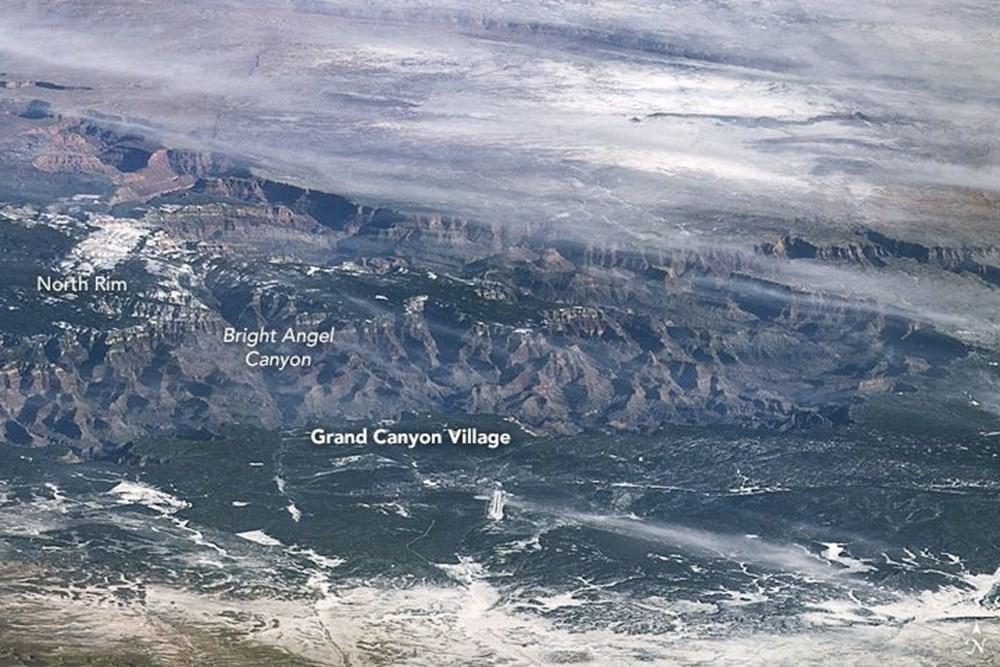 NASA'nın Van Gölü fotoğrafı finalde - 10