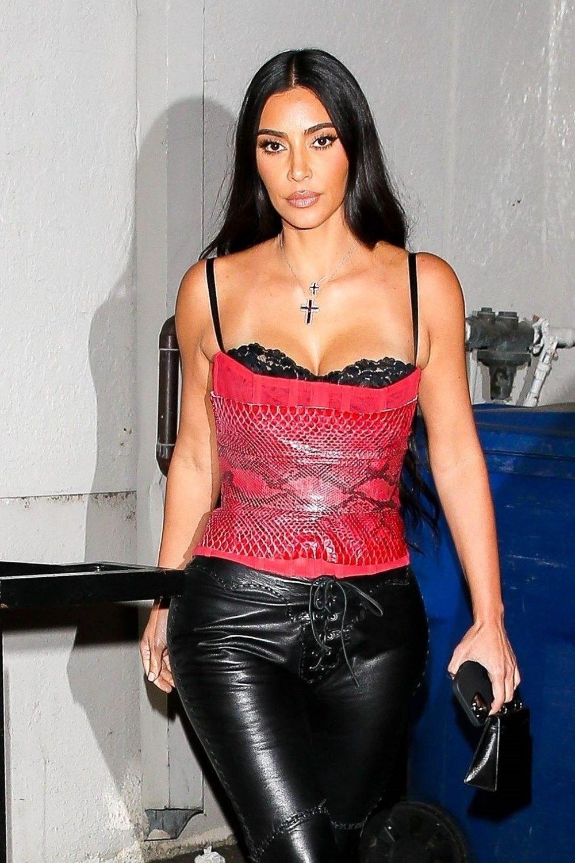 Kim Kardashian seks kasedi hakkında konuştu - 3