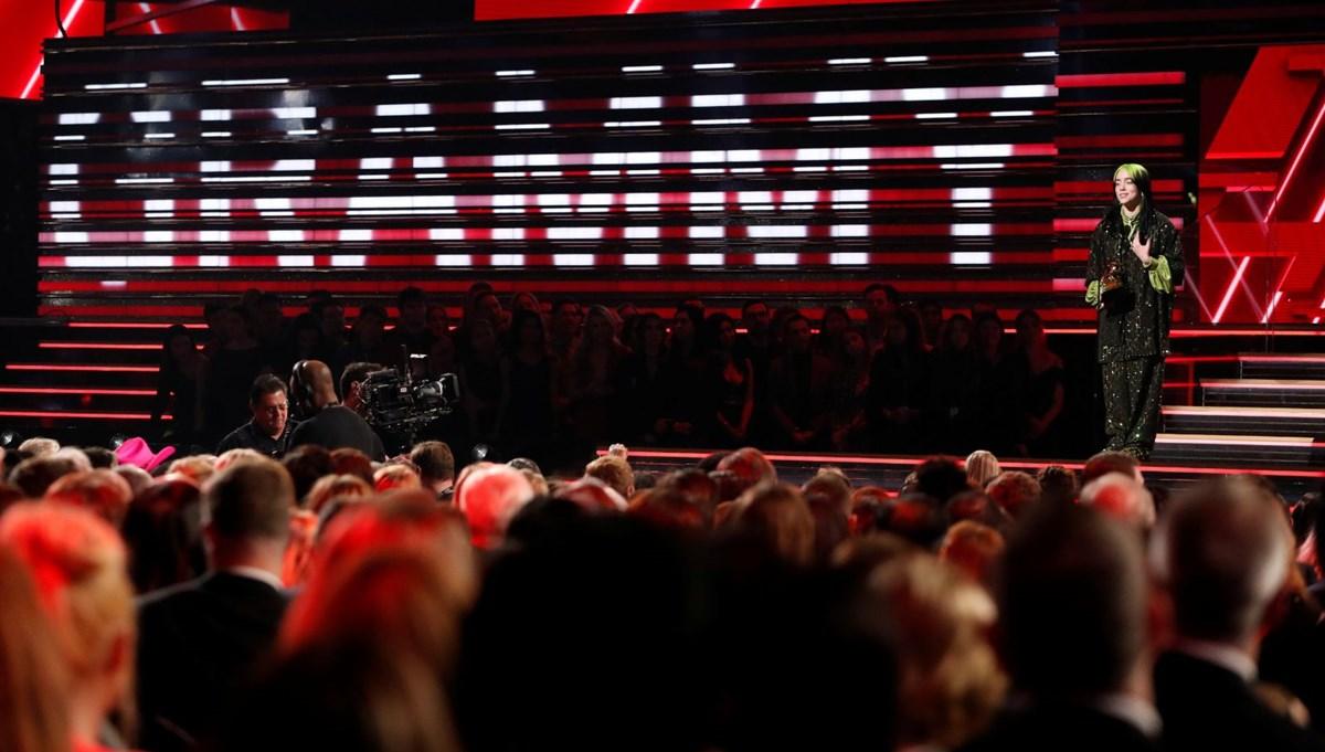 2021 Grammy Ödülleri'nevirüs ertelemesi