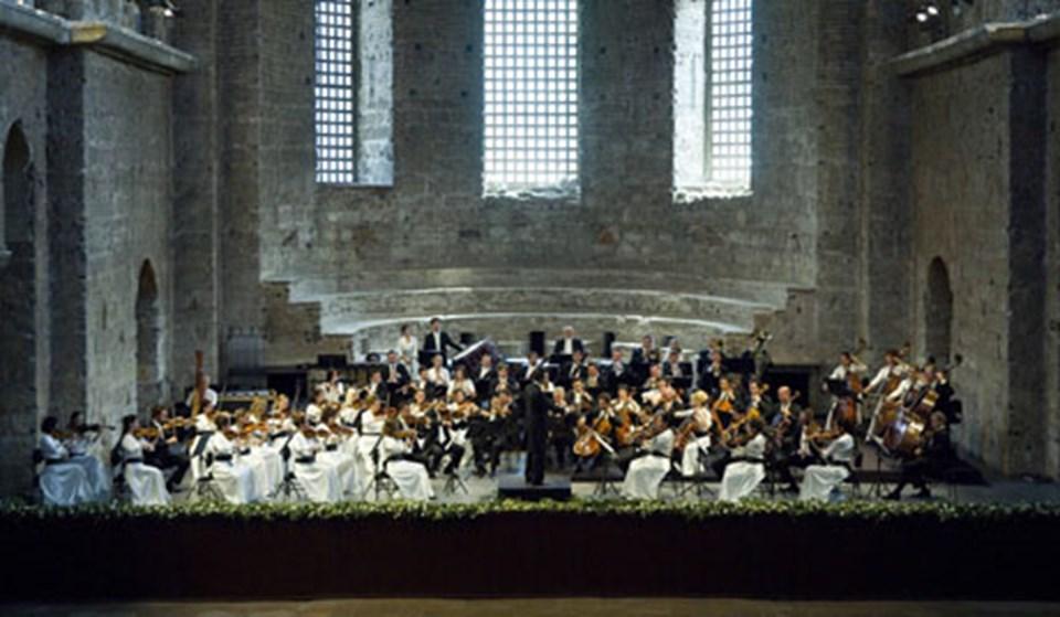 Borusan İstanbul Filarmoni.