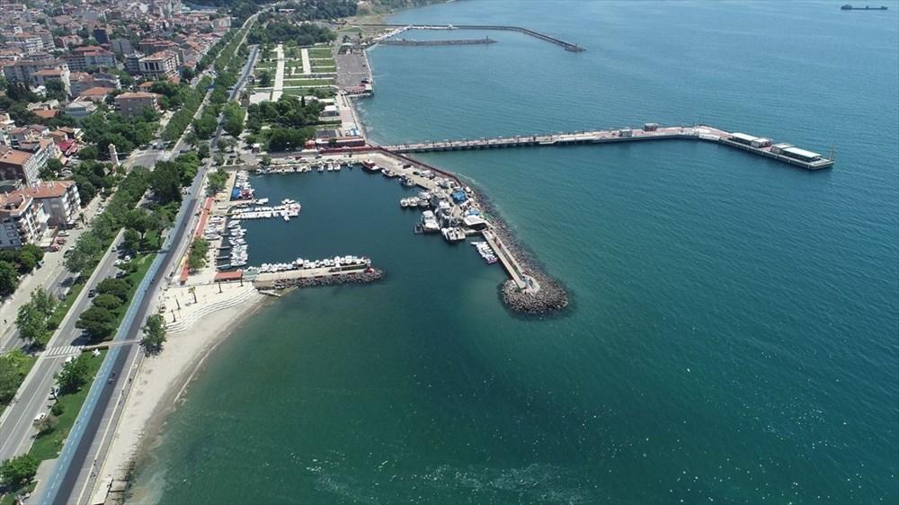 Tekirdağ kıyılarında müsilaj etkisini yitirdi - 8