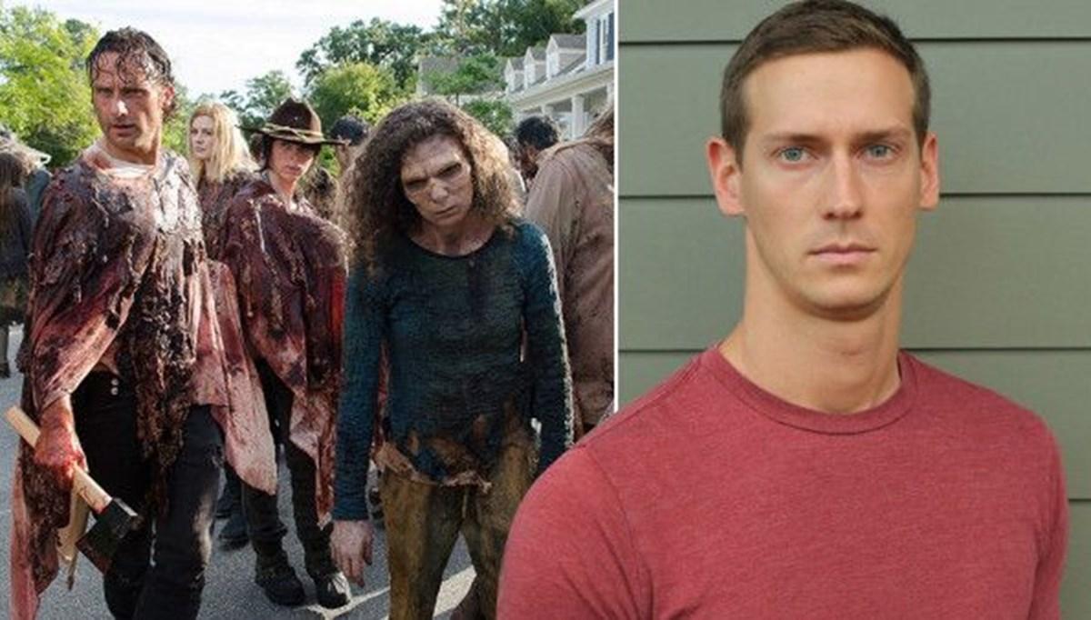 Ölen Walking Dead dublörü için 8 milyon dolarlık tazminat iptal