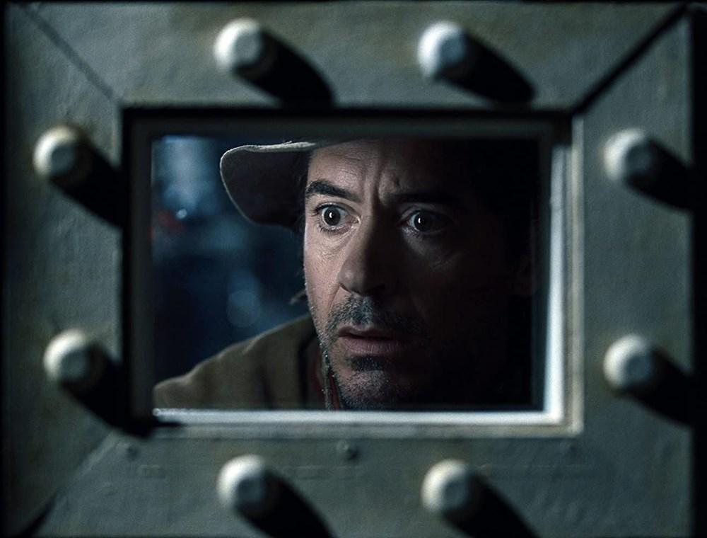 Robert Downey Jr. Sherlock Holmes evreni oluşturmak istiyor - 13