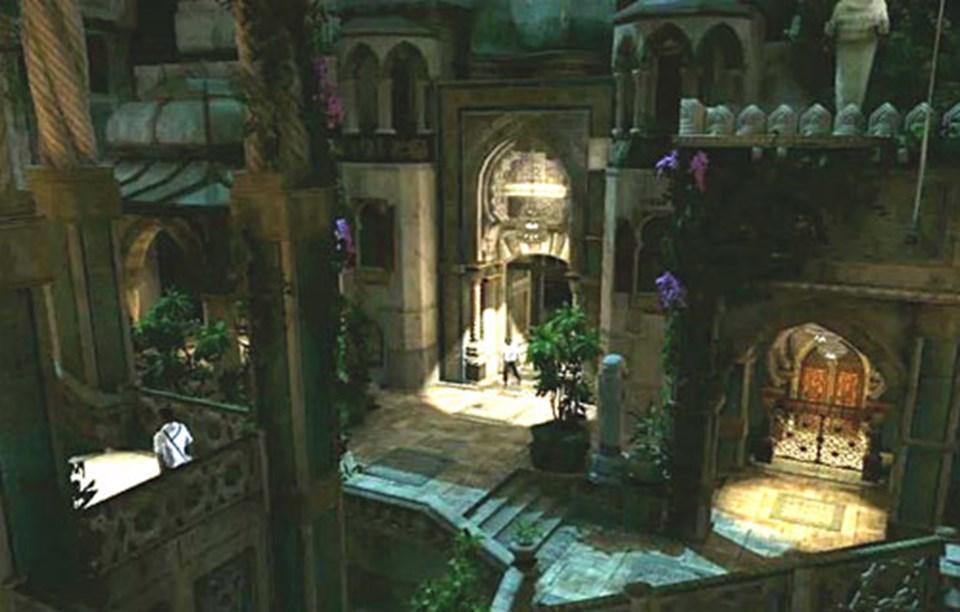 Uncharted 2: Among Thieves, gerçekle pek örtüşmeyen Türkiye imgeleriyle dikkat çekiyor.