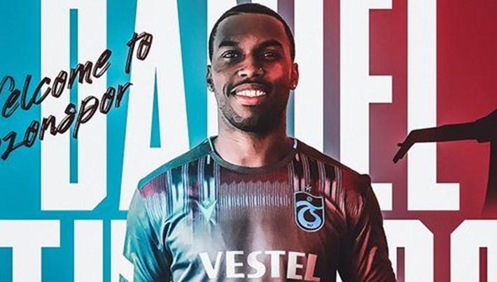 Trabzonspor, Daniel Sturridge'i kadrosuna kattı