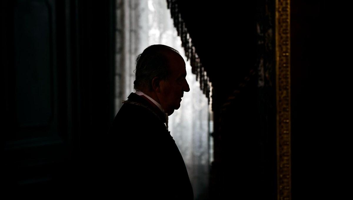 Eski sevgilisinden firari kral Juan Carlos'a dava