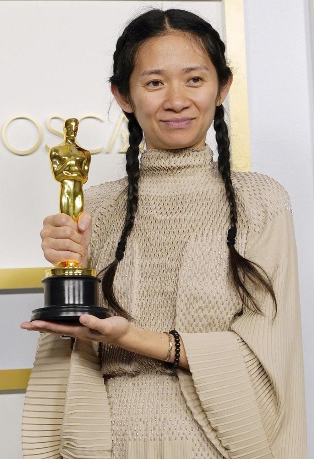 2021 Oscar Ödülleri sahiplerini buldu (93. Oscar Ödülleri'ni kazananlar) - 5