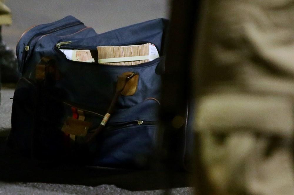 Brezilya'da savaş gibi banka soygunu: 30 kişi geldiler - 5