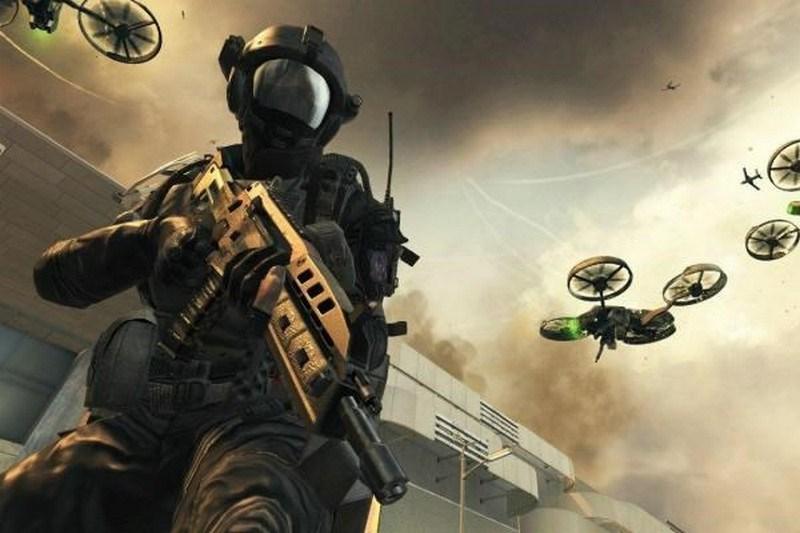 1. Call of Duty: Black Ops II