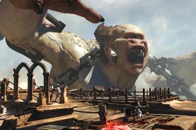 9. God of War: Ascension