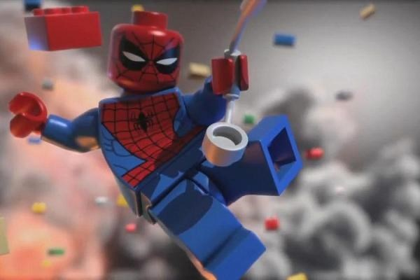 10- Lego Marvel Super Heroes