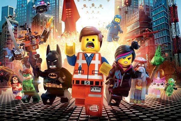 4- The LEGO Movie Videogame