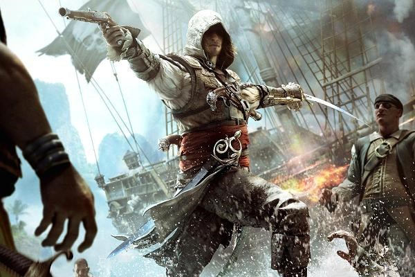 8- Assassin's Creed IV: Black Flag
