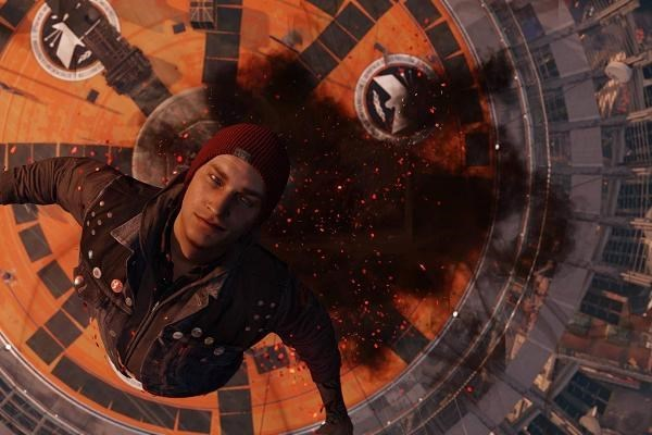 9- inFAMOUS Second Son