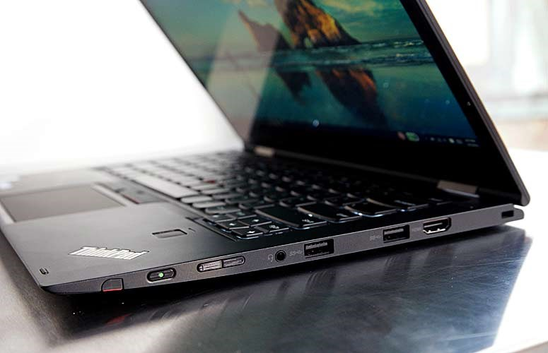 LenovoThinkPadX1 Yoga
