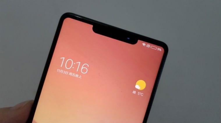 XiaomiMiMix2