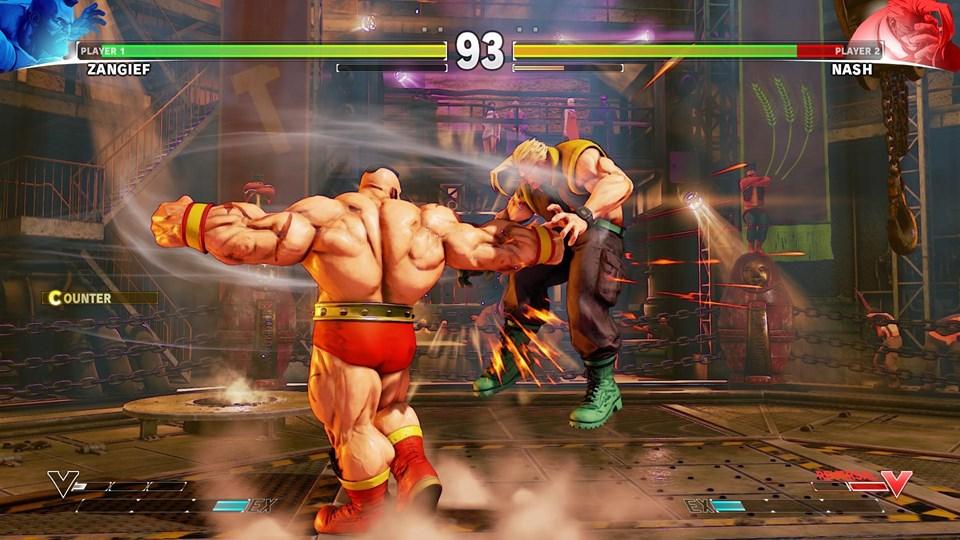 2017nin En Iyi Dövüş Oyunları Belli Oldu 1 Ntv