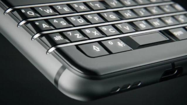 BlackBerryMercury