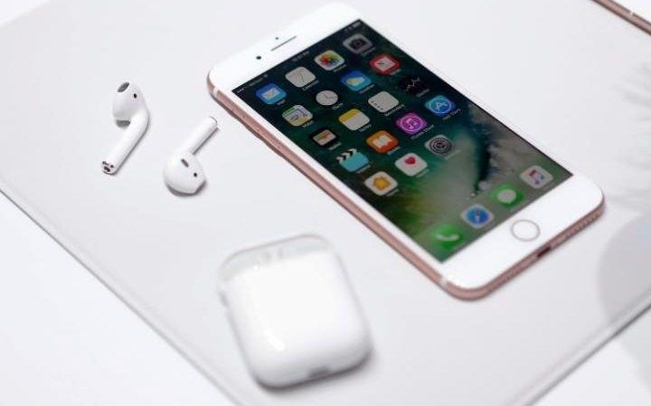 iPHONE 7 5.6 MİLYON SATIŞ RAKAMI