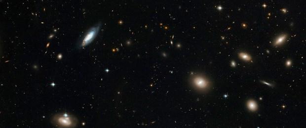Tam 300 bin adet galaksi keşfedildi