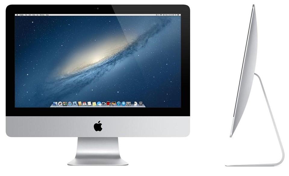 Apple iMac'in evrimi