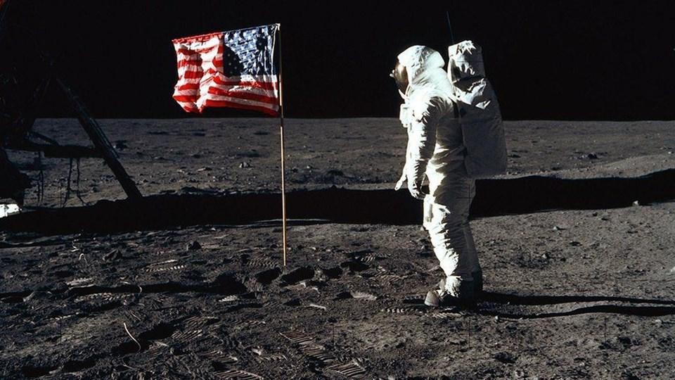 NASA 50 YIL ÖNCE AY'DA NE ARIYORDU?