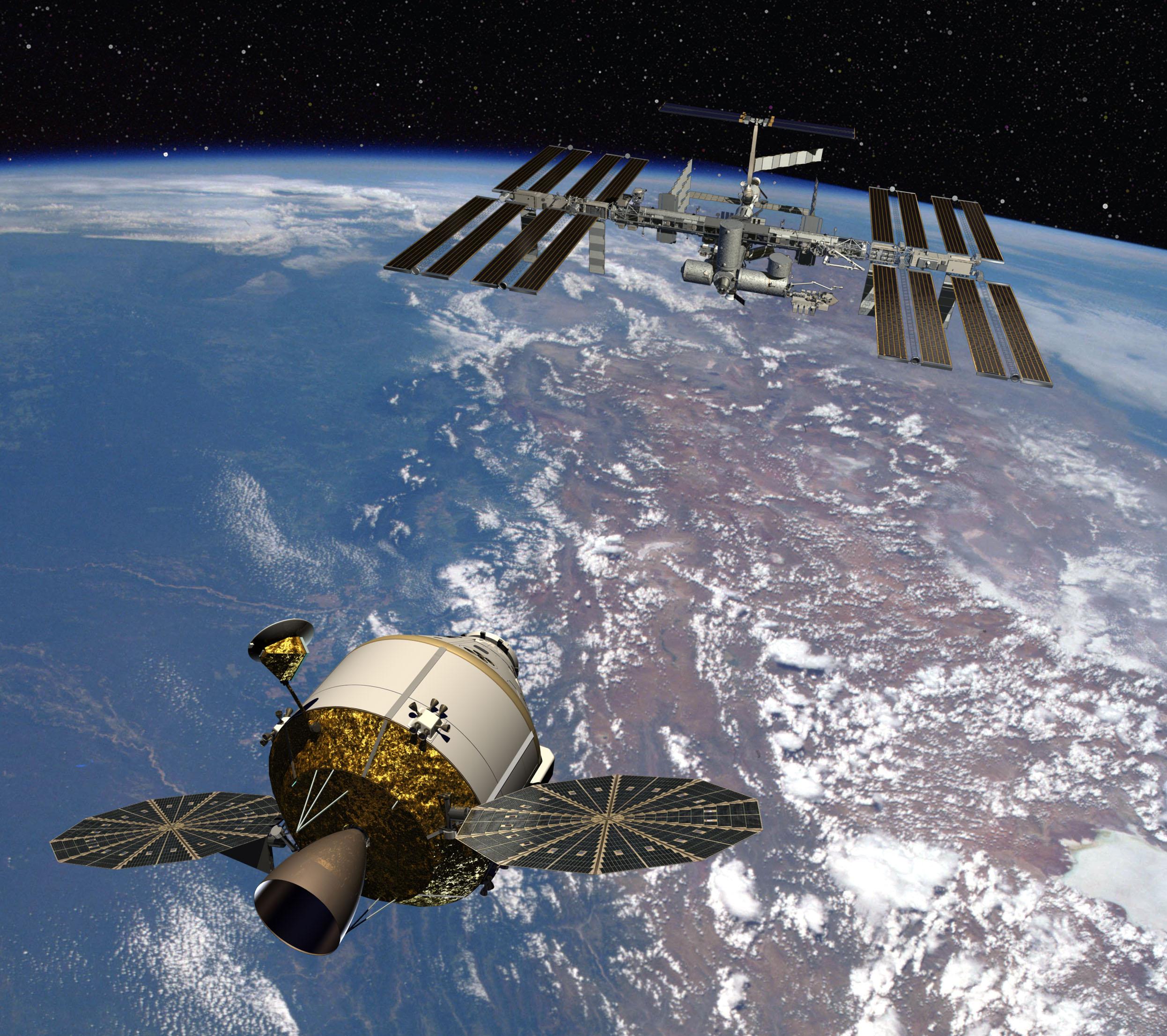 Vostoçnıy uzay üssünden ilk roket fırlatıldı 75