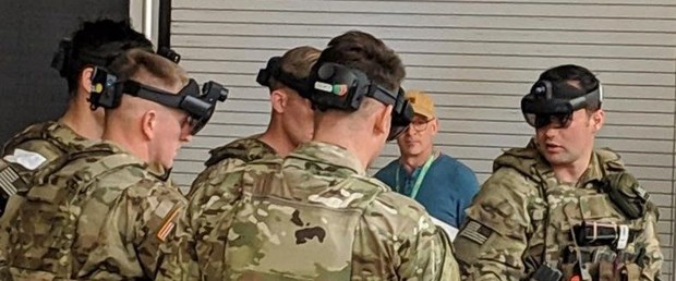 Image result for hololens 2 army