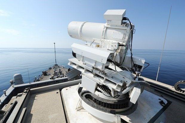 ABD ordusundan lazer silahı için 150 milyon dolarlık anlaşma