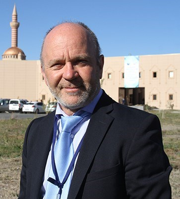 ABD'li bilim insanı Prof. Dr. Esprante