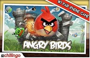 Oyun - Angry Birds