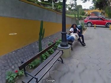 Google Street View görüntüleriyle geçmişteki ihanetin belgelenmesiyle birlikte ismi açıklanmayan çift boşandı.