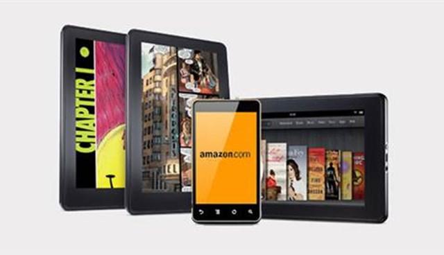 Amazon 3D ortaya çıktı