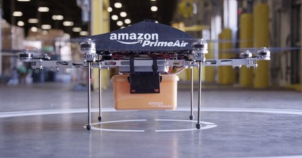 Amazon'un FAA'dan aldığı iznin ABD'de İHA'ların ticari amaçla kullanılmasını engelleyen yasaklarda ilk gediği açtığı belirtiliyor.