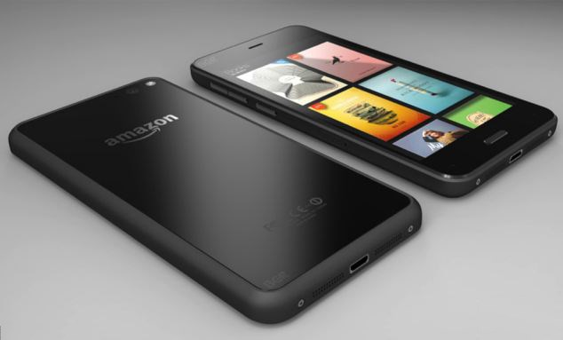 Amazon'dan 'Fire Phone'