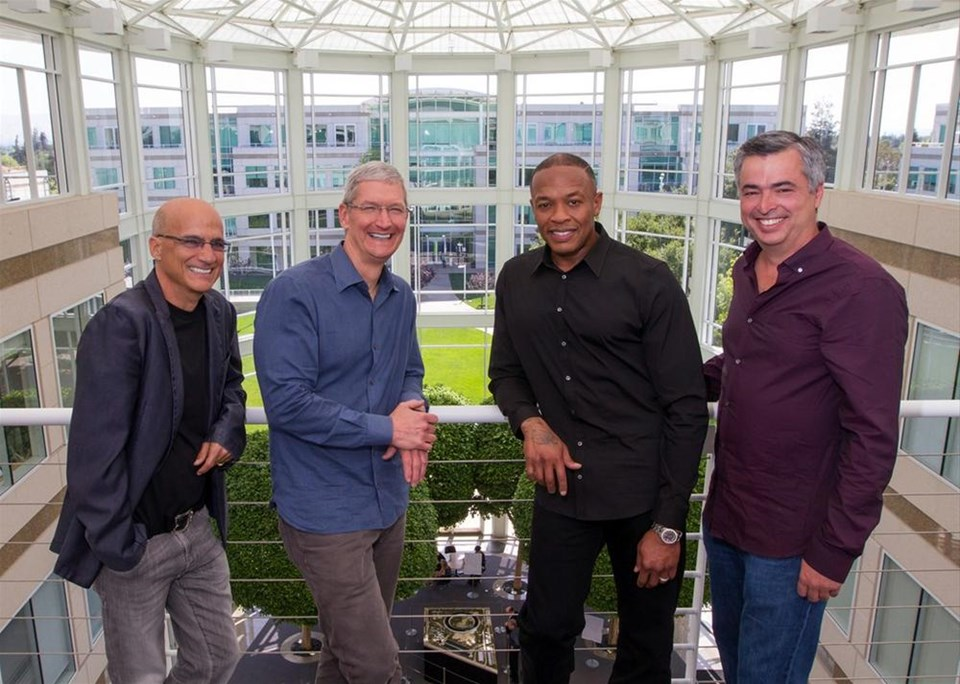 Apple Beats'i resmen alıyor