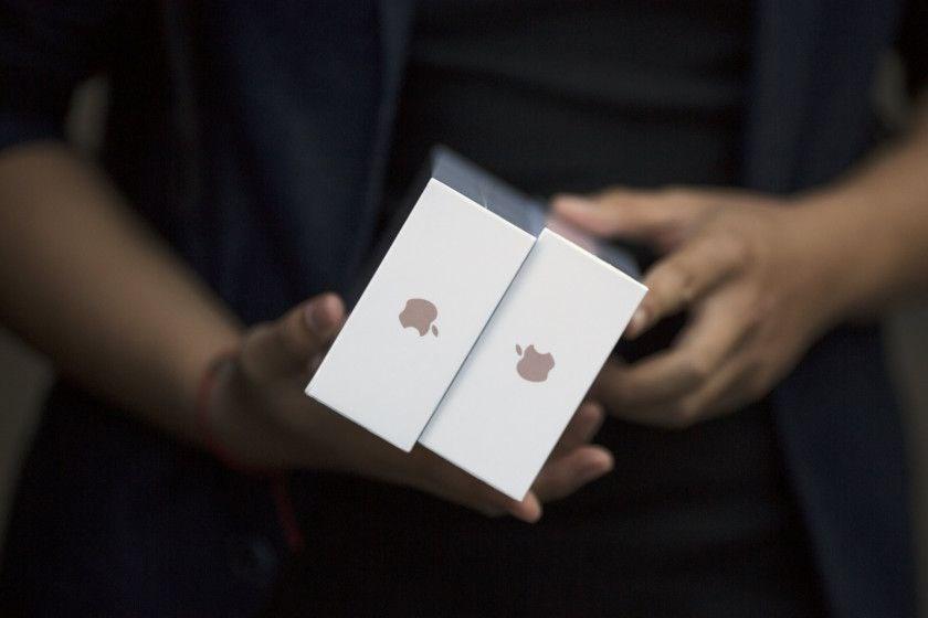 Apple oiPhone'larınfişini çekiyor