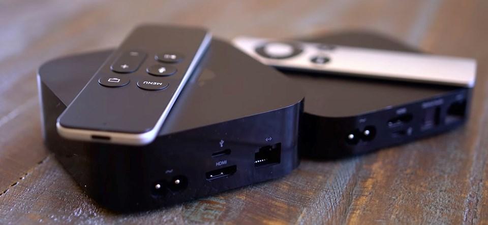Lightning girişi bulunan Apple TV Remote, bir önceki modelin aksine gücünü pillerden değil şarjdan alıyor.