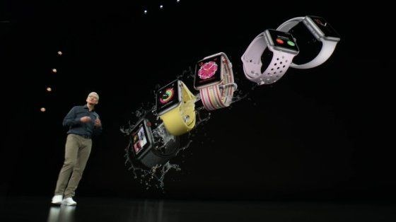 APPLE WATCH SERIES 4 TANITILDI