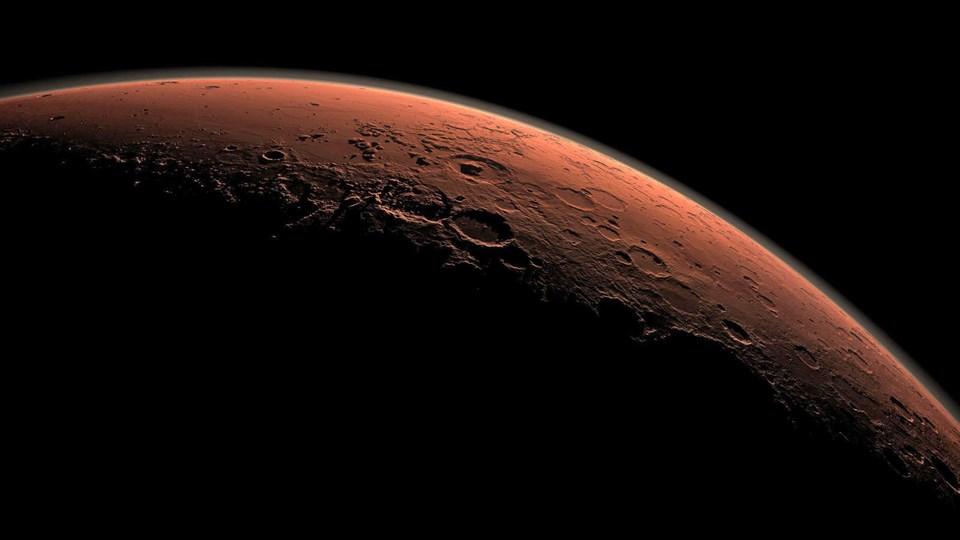 MARS'TA YAŞASANIZ KAÇ YAŞINDA OLURDUNUZ?