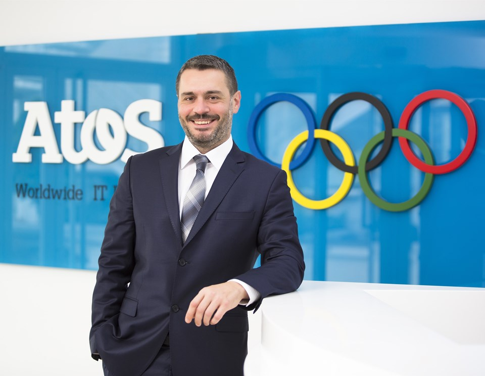 Atos Türkiye CEO'su Cüneyt Uslu