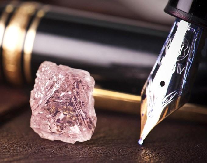 Avustralya'da nadir pembe elmas bulundu