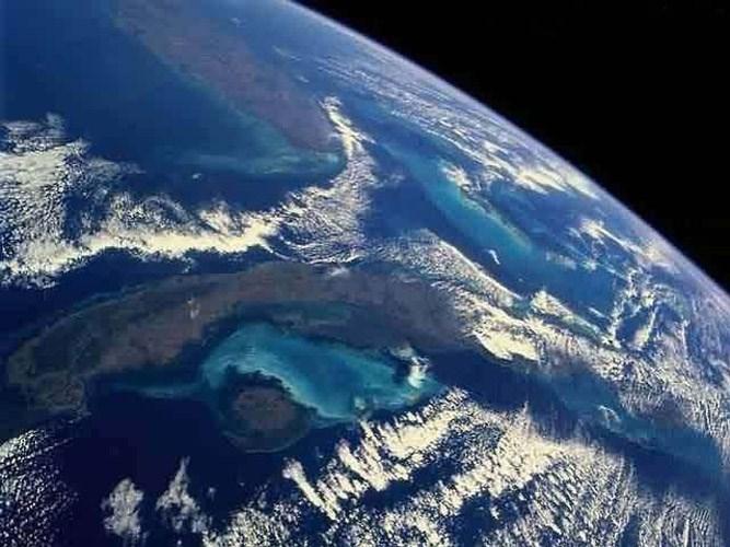Dünya'nın ne kadarı sudur?